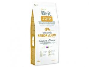 Brit Care Dog Senior/Light Salmon&Potato GF
