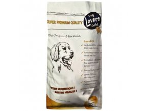 Dog Lovers Gold Original Formula