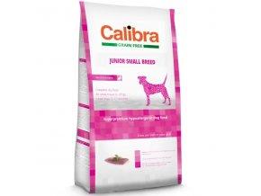 Calibra Dog GF Junior Small Breed Duck 7 kg