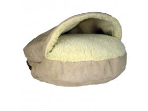 Cozy Cave X-Large Buckskin Luxury