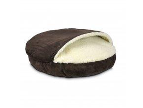 Cozy Cave X-Large Hot Fudge Luxury