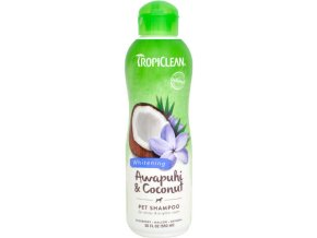 Tropiclean - Šampon White Coat - na bílou srst - 592 ml