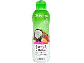 Tropiclean - Šampon Deep Cleaning - hluboce čistící - 592 ml