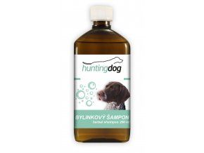 Hunting Dog - bylinkový šampon 200 ml