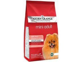 Arden Grange MINI Adult with fresh Chicken & Rice 2kg