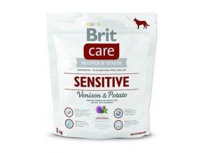 vyr 9385Brit Care Dog Sensitive Venison Potato 1kg