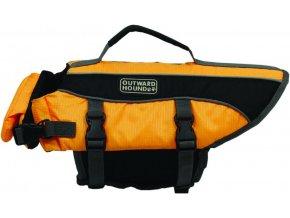 Plovací vesta pro psy SIERRA - žlutá