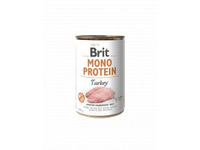 BRIT Mono Protein – Turkey 400g