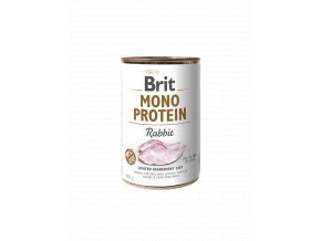 BRIT Mono Protein – Rabbit 400g