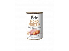 BRIT Mono Protein – Turkey & Sweet Potato 400g