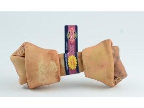 Uzel z hovězí kůže Lamb – jehněčí – 22 cm