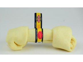 Uzel z hovězí kůže Cheese – sýr – 22 cm