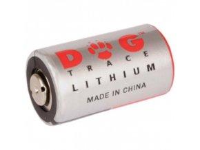 63314 dogtrace baterie lithiova cr2 3v