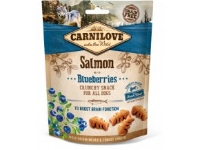 CARNILOVE Crunchy Salmon with Blueberries 200 g
