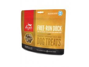NS treats dog duck fr lg
