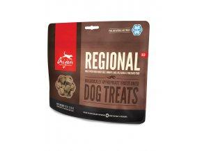 NS treats dog regional red fr lg