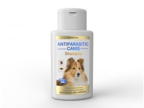 Bioveta Šampon Antiparasitic Cannishampoo 200ml