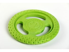 00213 Lets Play! FRISBEE green WO
