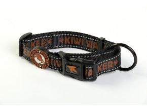 00176 DOG COLLAR brown WO
