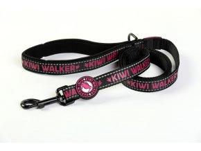 00166 DOG LEASH pink WO