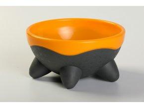 00145 UFO Bowl orange WO