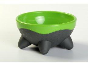 00143 UFO Bowl green WO