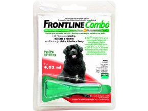 Frontline Combo Spot-on Dog XL 4,02 ml