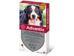 BAYER Advantix Spot on pro psy 40-60kg 1x6ml