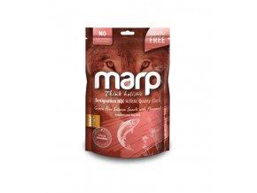 Marp Holistic - Lososové pamlsky se lněným semínkem bez obilovin 150g