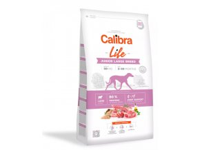Calibra Dog Life Junior Large Breed Lamb