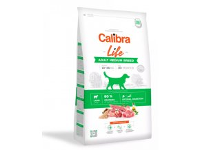 Calibra Dog Life Adult Medium Breed Lamb