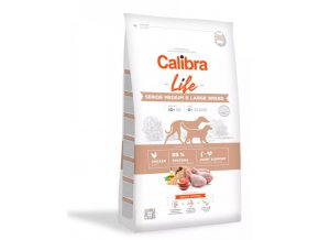 Calibra Dog Life Senior Medium&Large Chicken