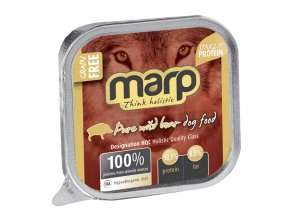 Marp Wild Boar vanička pro psy s divočákem 100g