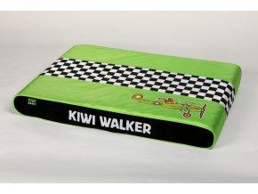00053 RACING Aero PET BED GreenBlack WO