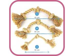 Beco Triple knot lano EKO lano S 3006202002303153215