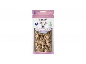 Dokas – Mrazem sušené kuřecí žaludky pro psy 20 g