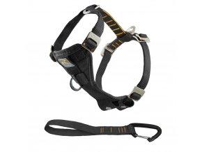 Postroj pro psa do auta Kurgo bezpecnostni s autopasem black L 0902201902303144264 (1)