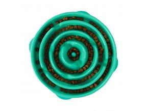 51002m fun feeder turquoise lg
