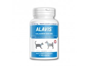 ALAVIS Celadrin 500mg 60 tablet