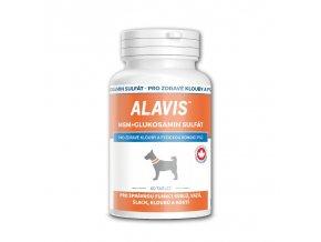 ALAVIS MSM,glukosamin sulfát 60tbl