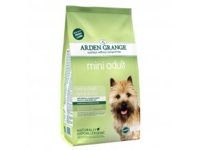 Arden Grange Adult Mini Lamb & Rice 2 kg