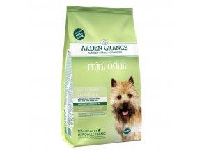 Arden Grange Adult Mini Lamb & Rice 2 kg