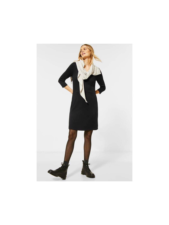 Šaty ke kolenům