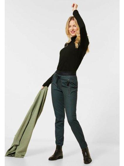 Kalhoty s minimálním vzorem