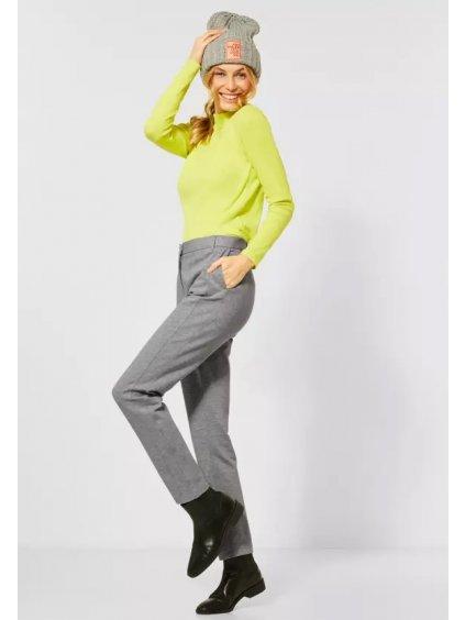 Ležérní Fit Jersey kalhoty