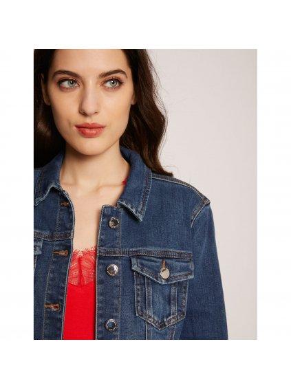 morgan jeansova bunda