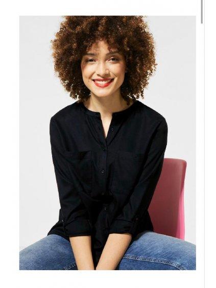Košile černá