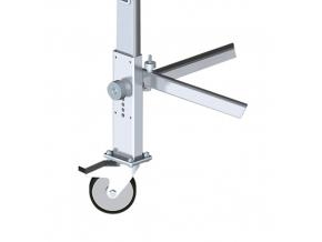 Pojezdová kolečka pro hliníkové lešení HAILO PROFISTEP MULTI (4 ks)
