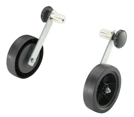Mobilní kolečka pro hliníkový žebřík Hailo