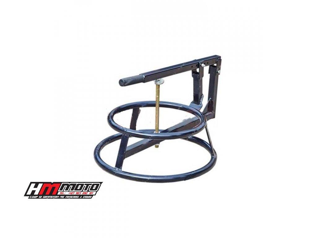 moto prislusenstvi prezouvacka pneu qtech cerna 0.jpg.big